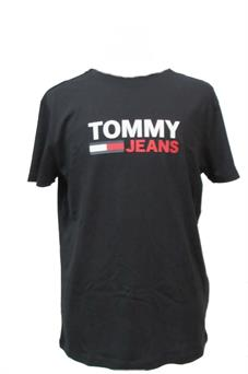 Camiseta hombre logo Tommy Jeans